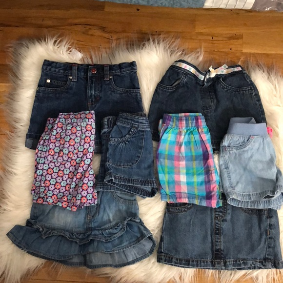 Other - Little Girl's shorts bundle